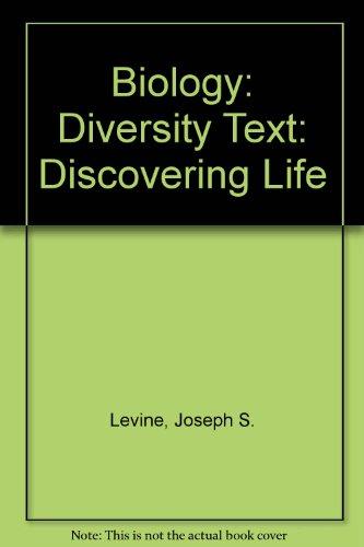 Biology Diversity of Life