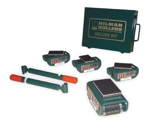 Equipment Roller Kit, 8000 lb., Swivel