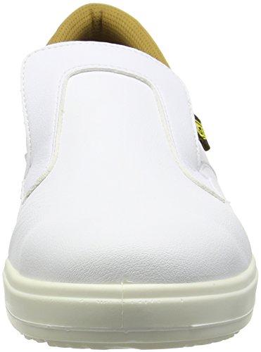 Caulfield E311/12Slip On Color Blanco Zapatos De Seguridad Tamaño 12