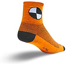 SockGuy Classic 3in Dummy Cycling/Running Socks