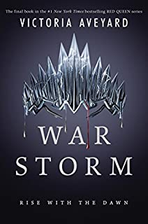 Book Cover: 4: War Storm