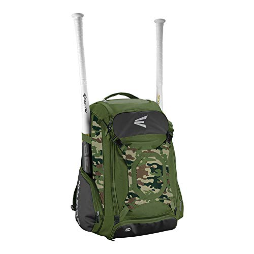 (Easton WALK-OFF IV BAT PACK ARMY CAMO A159027ARMY Baseball Bags)