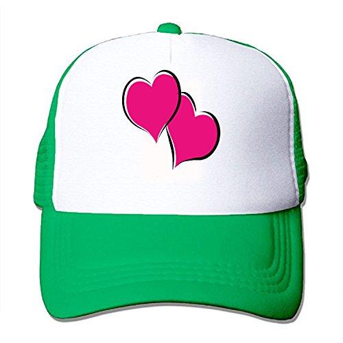 Love Clipart Free custom Mesh Trucker Hat Adjustable Snapback Baseball Cap