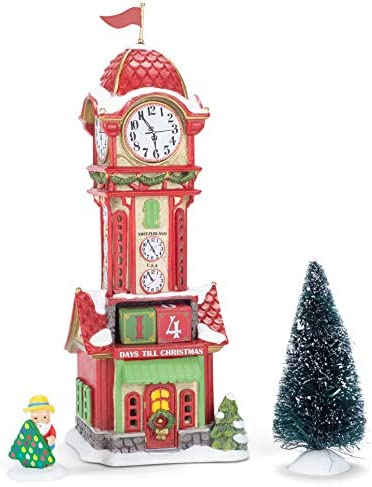 Department 56 North Pole Village Series Candy Striper Lit Animated Building Multicolor 7