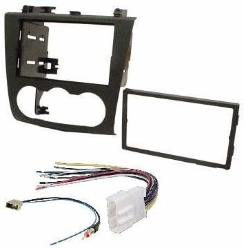 Open Packag 1-DIN with Pocket Dash Radio Mounting Kit  Install for Nissan Altima