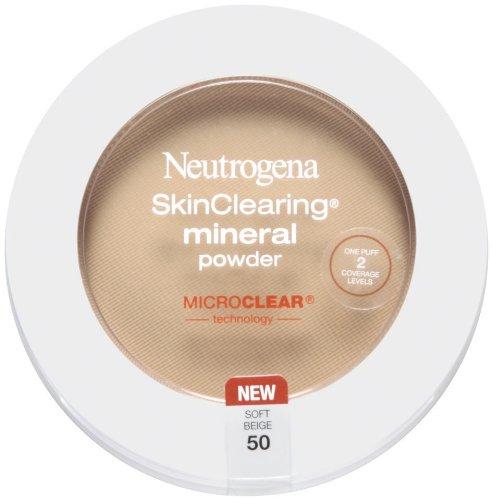 Neutrogena SkinClearing Mineral Powder Beige