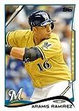 2014 Topps #560 Aramis Ramirez - Milwaukee Brewers (Baseball Cards)