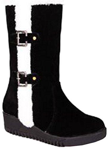 Laruise Snow Women's Snow Women's Boots Boots Black Black Laruise B4wxnPI