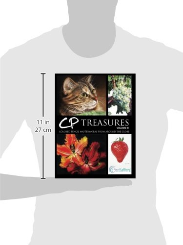 3: CP Treasures, Volume III: Colored Pencil Masterworks from Around ...