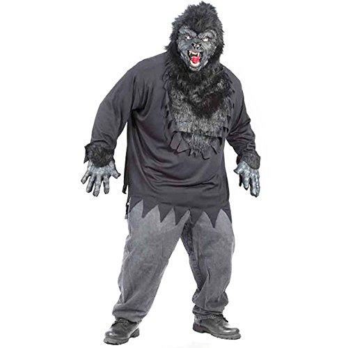 Plus Size Easy Gorilla -