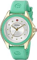 MICHELE Women's MWW27A000009 Cape Green Watch