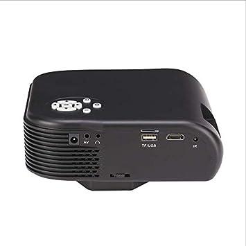MYLEDI Proyector De Teléfono Móvil Hogar HD Proyector Micro ...