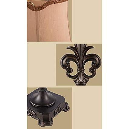 Amazon.com: Lámpara de suelo, American Minimalist sala de ...