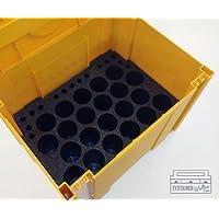 Tanos - Organizador de tubos de silicona
