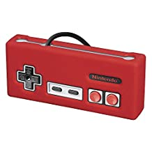 Officially Licensed NINTENDO NES Action Grip Classic Controller - Red