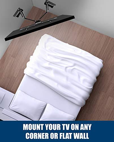 Buy tv corner wall mount full motion