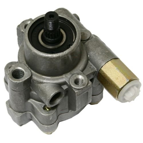 Make Auto Parts Manufacturing Premium Power Steering Pump Without Pulley and Reservoir For Nissan Frontier SC 2001-2004 / For Nissan Frontier SE 1999-2003 by Make Auto Parts Manufacturing