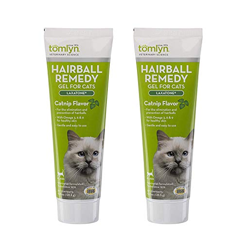 with Hairball Remedy design