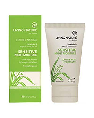 (Living Nature Sensitive Skin Night Moisture Cream)