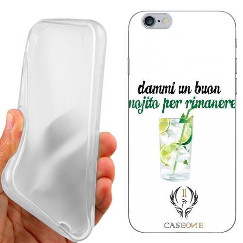 CUSTODIA COVER CASE DAMMI MOJITO PER IPHONE 6S