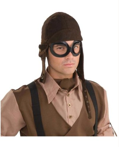 Vintage Aviator Costume (Steampunk Aviator Set)