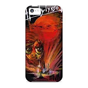 NataliaKrause Iphone 5c Durable Cell-phone Hard Covers Unique Design Fashion Avenged Sevenfold Image [NoK5924MyAL]