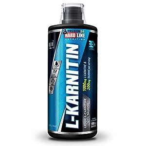 Hardline L-Karnitin Sıvı 1000 Ml Limon Aromalı