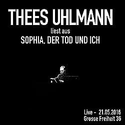 Sophia, der Tod und ich (Live)