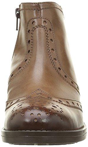 Donna 8224 Stivali Caviglia Marrone Donna Tequila alla Brandy Lia Classici Piu wBwcyPHqf