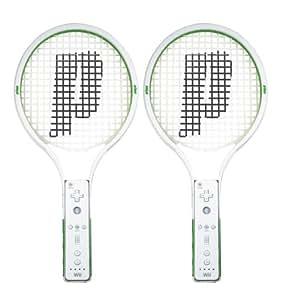 Prince - Twin Pack de raquetas de tenis para Wii