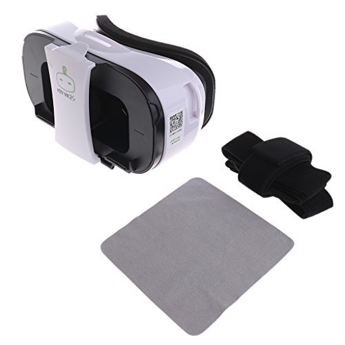 Usdepant FiiT VR 2S Virtual Reality Headset 3D Glasses VR Box For Smartphone 4.0-6.5 Inch