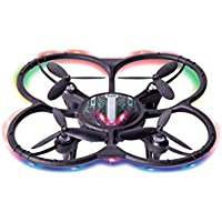 Gotd 2.4G 4CH High Hold Mode RC Quadcopter Remote Controlled 6 Axis Aircraft, Black