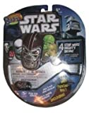 Mighty Beanz 2010 Star Wars Starter Pack Set 4 Beanz