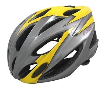 ad69015f22505 BELL Bicicleta Casco Furio Carretera Casco Tamaño  M 55 - 59 cm  Amarillo Titan  Amazon.es  Deportes y aire libre