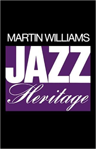 Jazz Heritage by Williams Martin T. (1987-05-14)