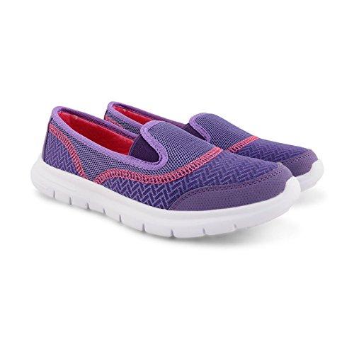 Footwear Sensation - Botines mujer morado