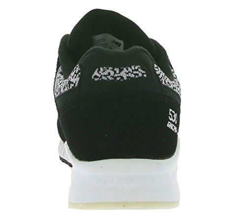 Sneaker Black Balance New KIC W530 B7Brvqw