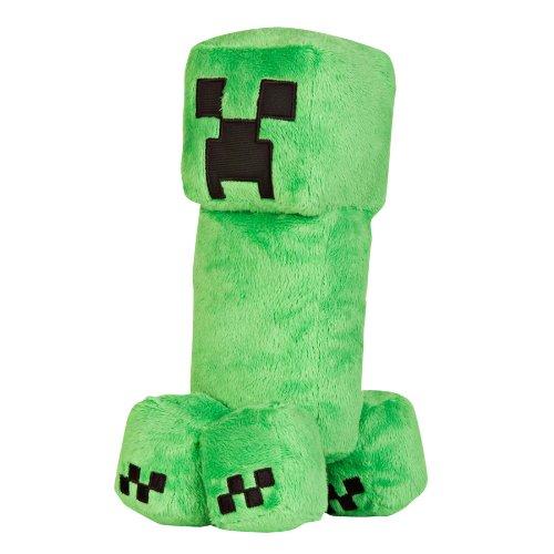 Spin Master Minecraft Medium Plush, Creeper