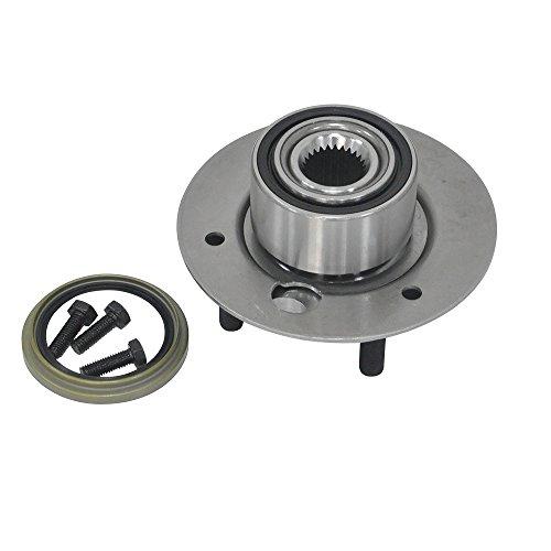 DRIVESTAR 518501 Brand New Front Wheel Hub & Bearing Left or Right for Chrysler Dodge Plymouth (Hub Executive)