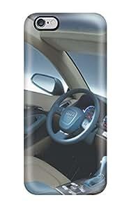 High Grade Barbara Gorman Flexible Tpu Case For Iphone 6 Plus - Audi Inside Cars Audi
