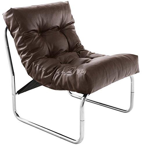 Alterego-Lounge-Sessel-Loft-braun