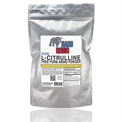 L-citrulina polvo aminoácidos de forma libre. (125G)