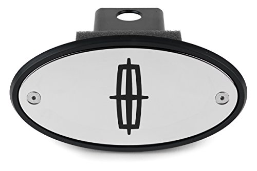 High-End Motorsports Lincoln Chrome Receiver Hitch Cover - MKX Navigator