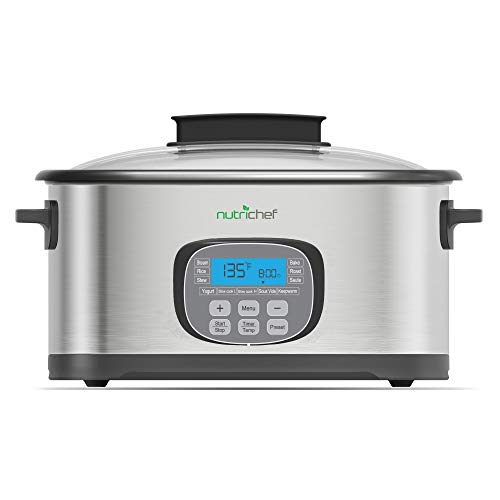 electric slow cooker steamer