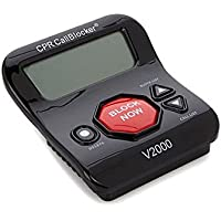 CPR V2000 Call Blocker - Block All Robocalls, Political Calls, Scam Calls, Telemarketing Calls, Unwanted Calls On Landline Phones. Block All Nuisance Calls At The Touch Of A Button Using Caller Id