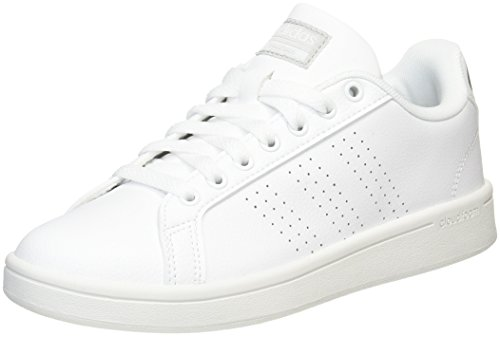 Amazon.com: adidas Zapatilla BB9609 VS Advantage White: Shoes