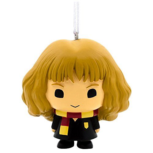 2017 Hallmark HERMIONE GRANGER Holiday Christmas Tree Ornament Harry Potter