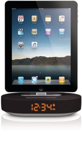 - Philips Philips Ds1200/05 Fidelio Docking Speaker For Ipad/Iphone/Ipod With Clock