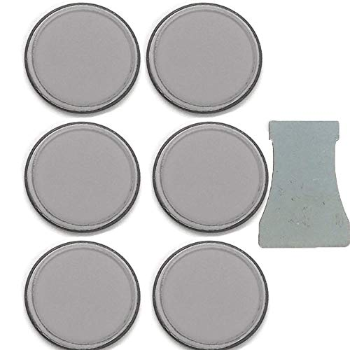 HRTSELEC 20MM Ceramics Ultrasonic Mist Maker Fogger Replacement Discs for Humidifier Parts with Replacement Tool - 6 -