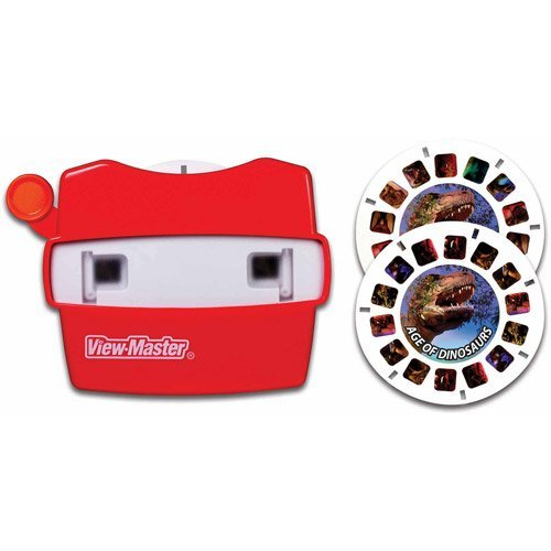 View-Master Viewer, Age Of Dinosaurs by GO-SCIENCE